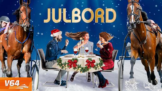 Bild för Solvallatisdag med Fun dining , Julbord 2018-12-11, 2018-12-11, Solvalla