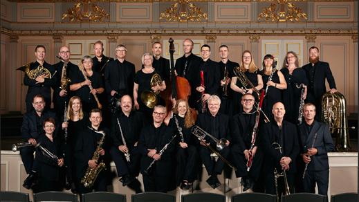 Bild för Släpp in lite höst med Blåsarsymfonikerna 13.00, 2019-10-19, Danderyds gymnasiums aula