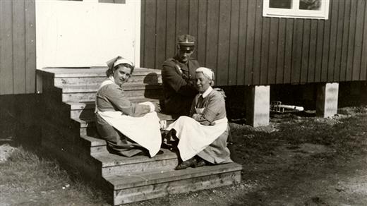 Bild för Föredrag: Sverige hösten 1939, 2020-02-04, Armémuseum