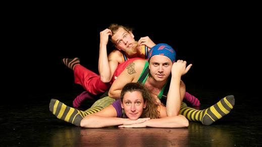 Bild för Vår version av Askungen, 2016-11-20, Teatersalongen, Storsjöteatern