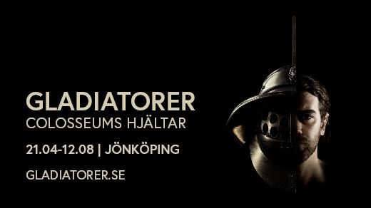 Bild för Gladiatorer - Colosseums Hjältar, 2018-06-10, Kinnarps Arena, D-hallen