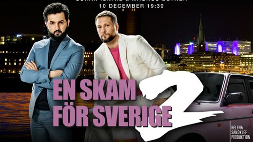 Bild för En skam för Sverige 2, 2016-12-10, Konserthuset