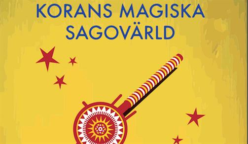 Bild för Korans magiska sagovärld - Barnsöndag på Tonsalen, 2018-02-11, Teater Sláva, Tonsalen