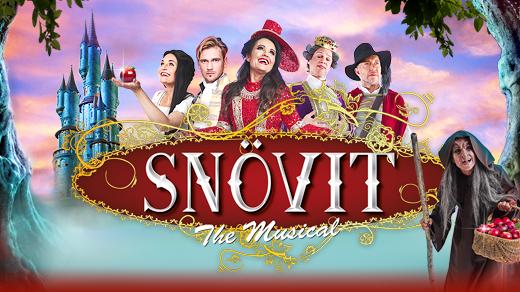 Bild för Snövit The Musical, 2021-09-25, Konserthuset
