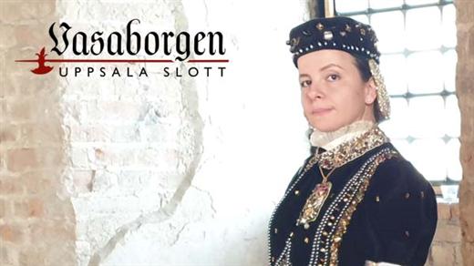 Bild för Katarina Jagellonica historisk guidning 16.00, 2019-09-14, Vasaborgen Uppsala slott
