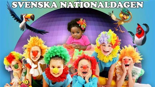 Bild för Stockholms Barnkarneval Rio, 2020-06-06, Engelbrektshallen