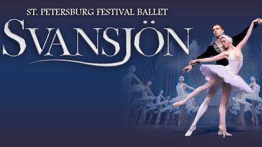 Bild för St. Petersburg Festival Ballet - Svansjön, 2021-12-01, Idun, Umeå Folkets Hus