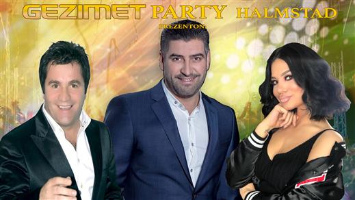 Bild för Gezimet Party - Meda, Afrim Muqiqi & Dhurata Dora, 2018-10-27, Halmstad Live