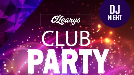 Bild för O'Learys Club Party (utan restriktioner), 2021-10-01, O´Learys Örnsköldsvik