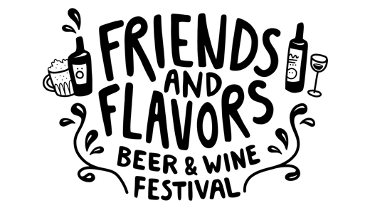 Bild för Friends and Flavors Beer & Wine Festival 2019, 2019-07-17, Friends & Flavors