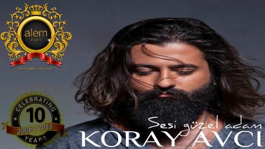 Bild för KORAY AVCI Live in STOCKHOLM, 2016-12-29, FRYSHUSET-STOCKHOLM