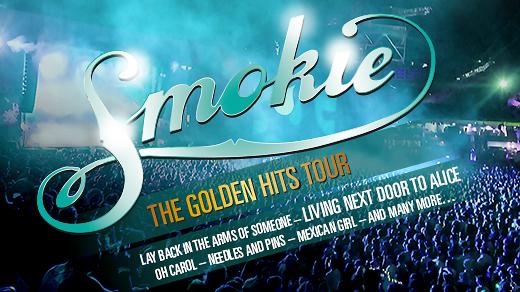 Bild för SMOKIE - THE GOLDEN HITS TOUR, 2019-03-07, Jönköpings Konserthus Elmia #2