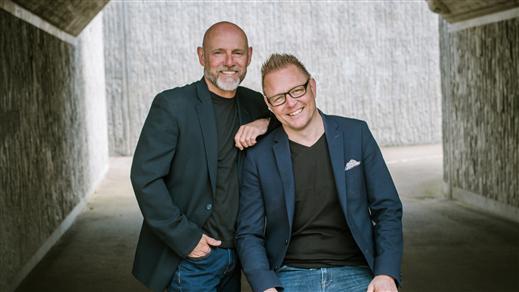 Bild för Exklusiv föreläsning med Tomas och Dennis!, 2019-10-31, Good Morning Hotel