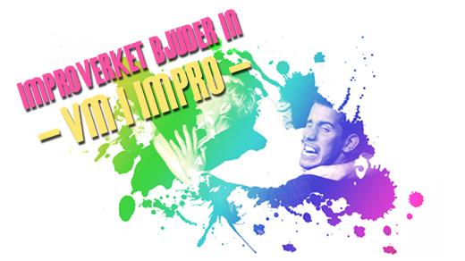 Bild för Improverket bjuder in - VM i impro, 2018-01-17, Kvarterscenen 2lång