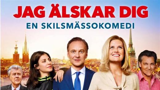 Bild för Jag älskar dig - En skilsmässokomedi, 2016-10-10, Bräcke Folkets hus
