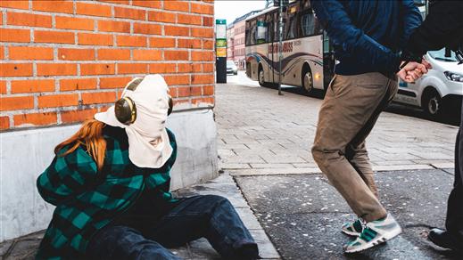 """Bild för Public Plot """"Kropp & straff"""" 15/9, 2019-09-15, Inkonst"""