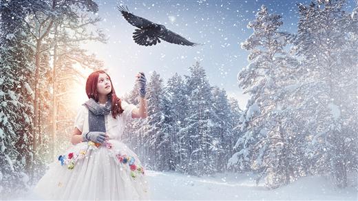 Bild för Snödrottningen, 2020-12-05, Bräcke Folkets hus