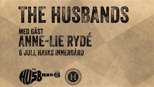 Bild för The Husbands med gäst Anne-Lie Rydé, 2018-07-06, Hava Skafferi & Salonger