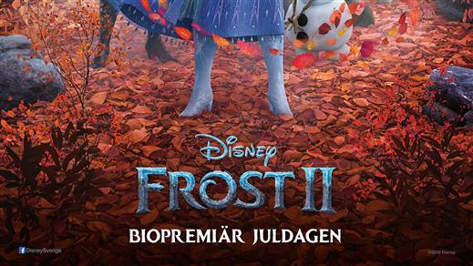 Bild för Frost 2 (Sv. tal) (sv text), 2020-01-31, Bräcke Folkets hus