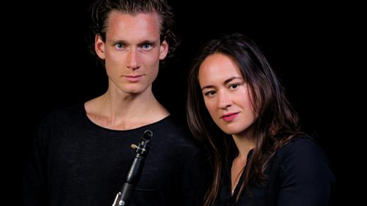 Bild för Magnus Holmander & Irina Serotyuk, 2020-09-10, FORUM Örkelljunga