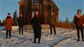 Folkmusik med familjen Burman/Berggren