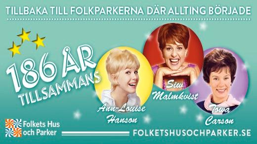 Bild för 186 år tillsammans, 2018-08-01, Dalsjöfors Folkets Park