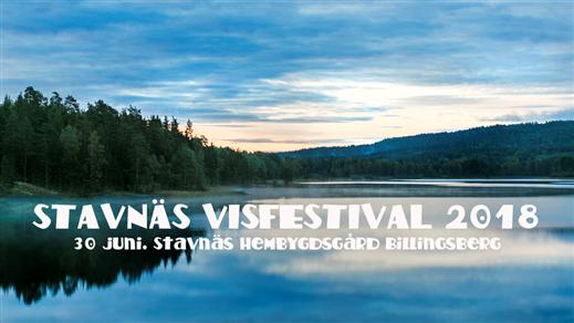 Bild för Stavnäs visfestival, 2018-06-30, Billingsberg