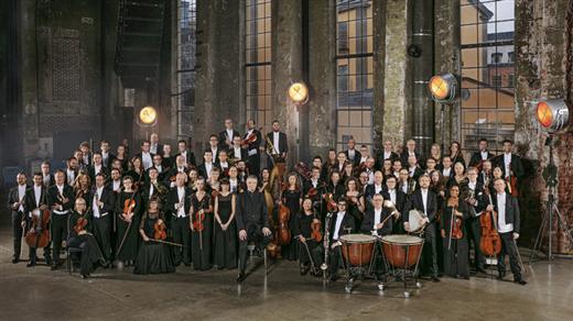 Bild för Norrköpings Symfoniorkester, 2021-10-15, Folkets Hus Teatersalongen