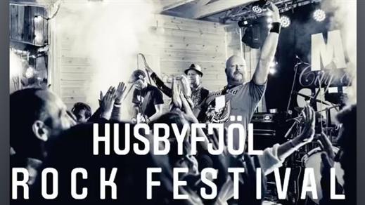Bild för Husbyfjöl Rock Festival, 2021-09-18, Borensbergs Folkets Park