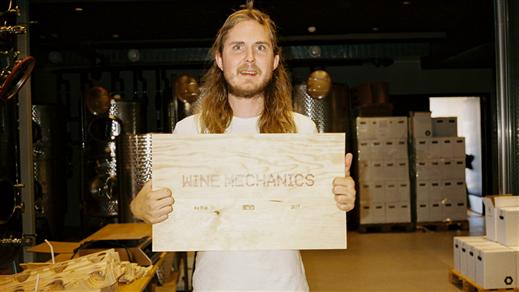 """Bild för """"Dig Deeper"""" - provning med vinmakare Erik, 2020-11-12, Wine Mechanics"""
