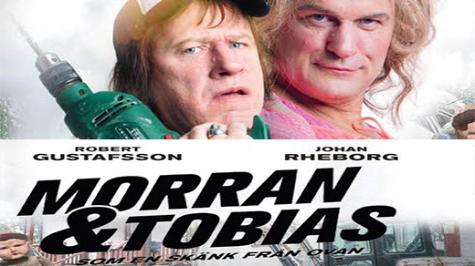 Bild för Morran och Tobias (Sv. txt) (11 år), 2016-11-27, Biosalongen Folkets Hus