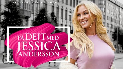 Bild för På dejt med - Jessica Andersson, 2019-04-05, Folkets Hus Motala Teatersalongen