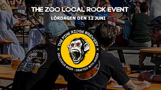 Bild för The Zoo Local Rock Event, 2021-06-12, The Zoo Restaurant & Taproom