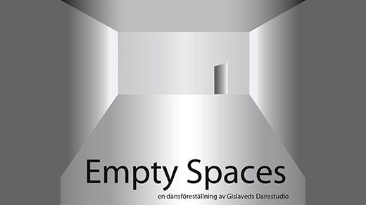 Bild för Empty Spaces, 2017-04-21, Konsertsalen, Gislaved