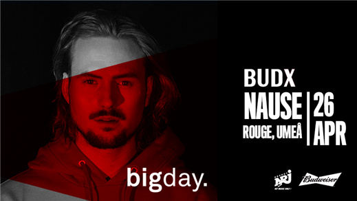 Bild för Bigday - Nause - Live (Umeå), 2019-04-26, Rouge