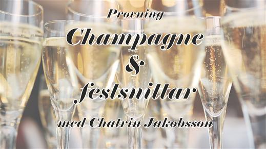 Bild för Champagne- och festsnittar, 2021-12-07, Kaija, Stallet