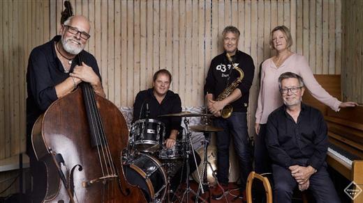Bild för JazzCorner - Maria Paulin Quintet, 2021-11-04, Varbergs Teater