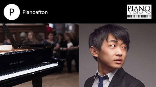 Bild för Pianoafton med David Huang, 2020-10-30, Konstakademien