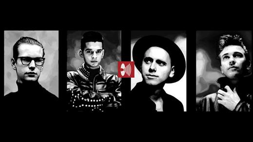 Bild för Kafé 101 - Depechekväll med filmmys, quiz & dans, 2018-06-05, Café Hängmattan