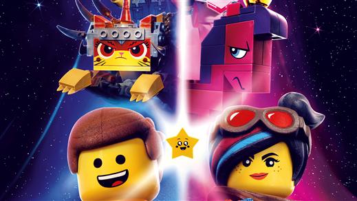Bild för LEGO® FILMEN 2 (Sv. tal), 2019-03-05, Bräcke Folkets hus