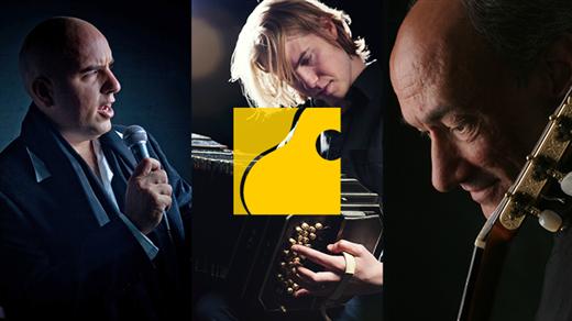 Bild för Årets stora hyllning till Astor Piazzolla – 100 år, 2021-10-15, UKK - Stora salen