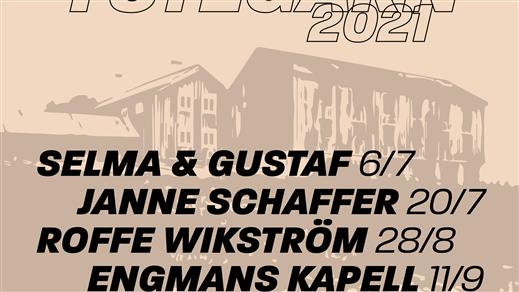 Bild för Live @ Ystegårn 2021, 2021-07-06, Ystegårn