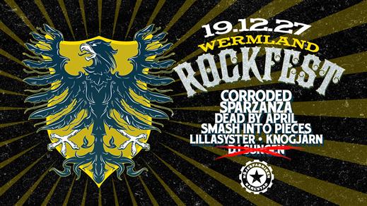 Bild för Wermland Rockfest, 2019-12-27, Nöjesfabriken