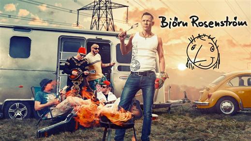 Bild för Björn Rosenström & Bandet, 2016-12-30, Restaurang & Bar Rundella