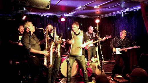 Bild för Buckaroos, 2016-10-28, Folk Å Rock