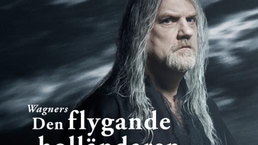 Bild för Den flygande holländaren - digitalsändning, 2020-03-15, Folkets Hus Motala Teatersalongen