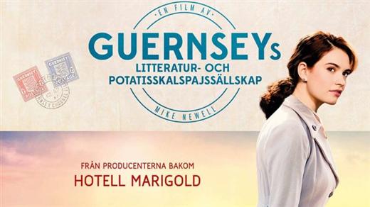 Bild för Guernseys litteratur- och potatisskalspajssällskap, 2018-05-13, Emmaboda Folkets Hus