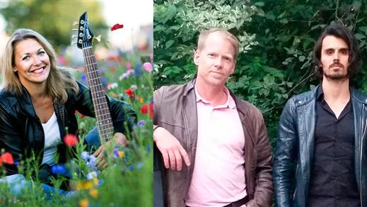 Bild för Feelgood night med Åsa Medin & Regular Stuff, 2016-09-23, East West