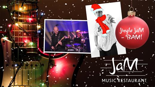 Bild för JaM´s Julbord Med Dogge och Sayit&Vänner, 2019-11-27, JaM Music Restaurant Uddevalla