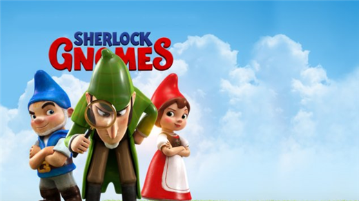 Bild för Mästerdetektiven Sherlock Gnomes (B-t), 2018-04-21, Metropolbiografen